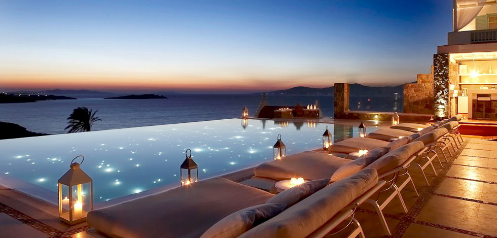 Bill coo hotel in mykonos 4 star luxury hotel review for Small luxury hotel group