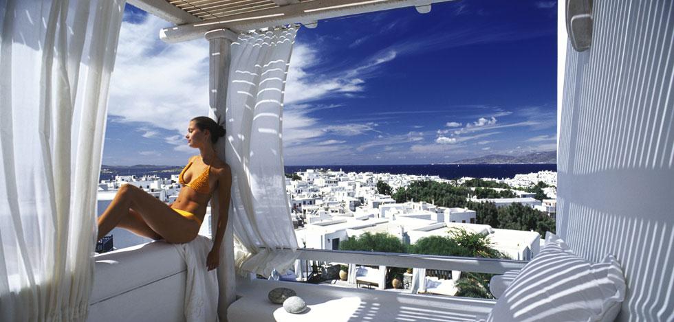 Bill Amp Coo Hotel In Mykonos 4 Star Luxury Hotel Review