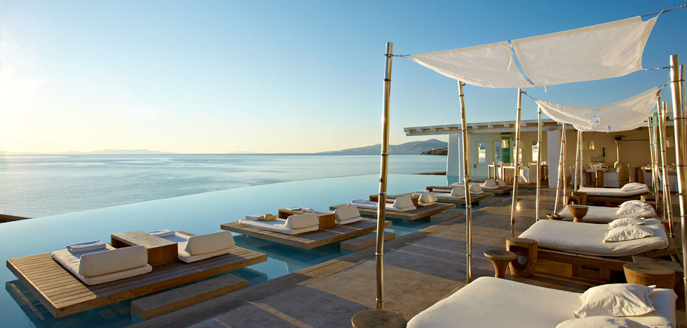 Cavo Tagoo Hotel In Mykonos 5 Star Luxury Hotel Review